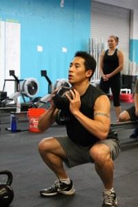 South-Coast-CrossFit-Goblet-Squats